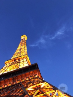 Eiffel at Vegas